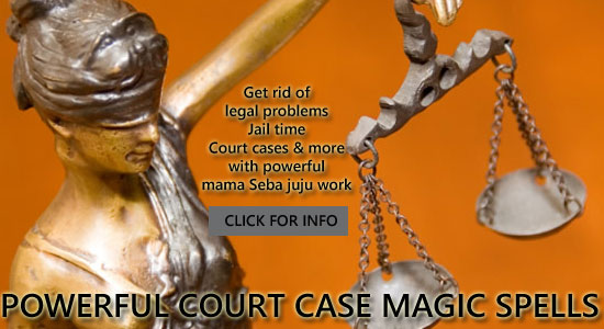 GET RID OF ALL LEGAL PROBLEMS NOW