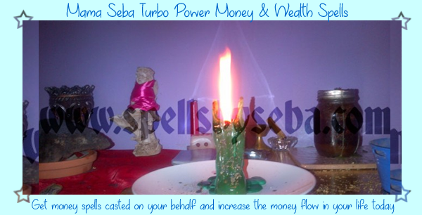 Powerful Real Money Spells